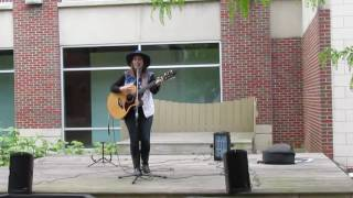 Rachel Roberts at the Nantucket Concert Series Akron Ohio 5/18/2016