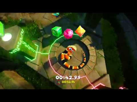 Gameplay of all world record levels :: Snake Pass General Discussions