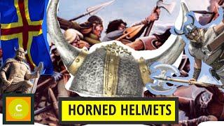 Why Vikings never wore horned helmets