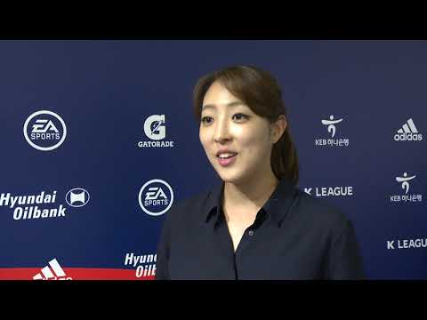 K-LEAGUE - SPORTELMonaco 2018 Interviews