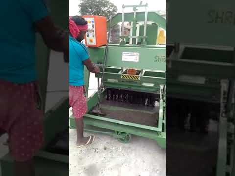 Solid Block Making Machine 1060 Model
