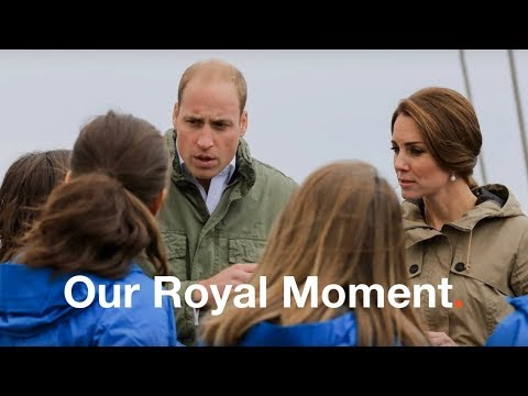 Notre moment royal