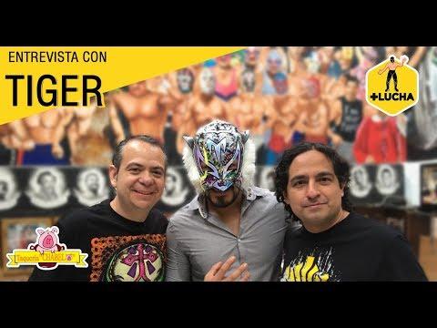 +Lucha con Tiger, en Taqueria Chabelo (Julio 2019)