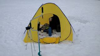 Американские палатки для зимней рыбалки