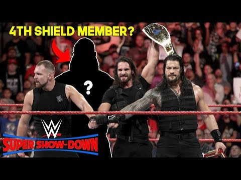 Rumored 4th Member of The Shield? Face Turn At WWE Supershow Down 2018!?