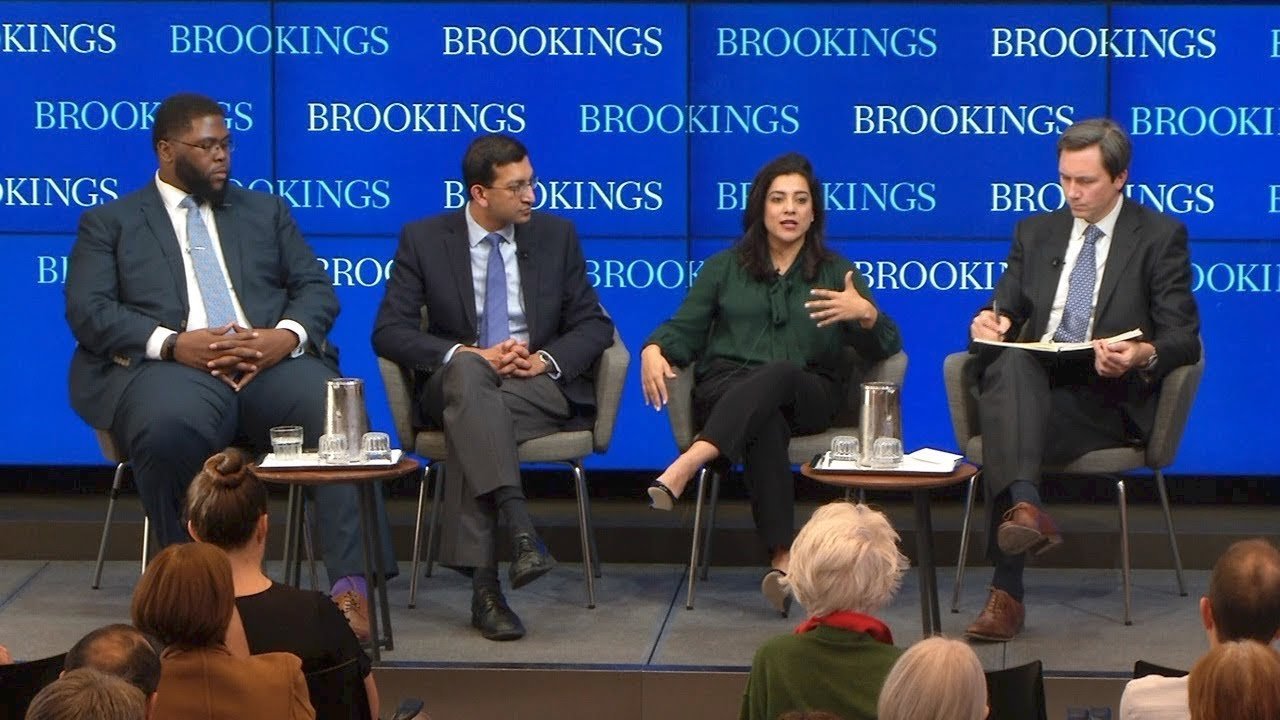Panel: Increasing opportunity and harnessing talent—what works?