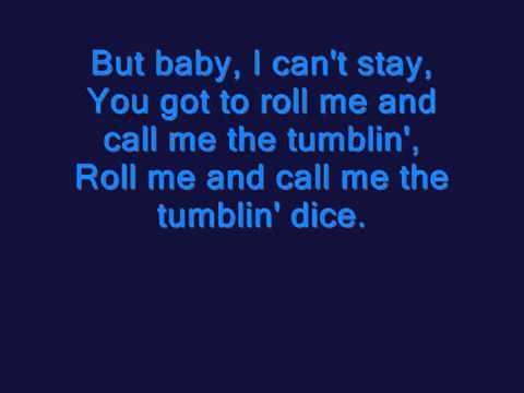 The Rolling Stones   Tumbling Dice   Lyrics