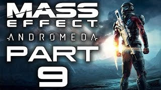 "Mass Effect: Andromeda - Let's Play - Part 9 - ""AVP Cryo Deployment Perks, Getting Drunk!"""