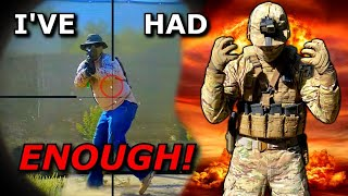 Airsoft Cheater TESTS MY PATIENCE. Ive Had ENOUGH!