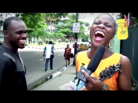 Nigeria: Funny Street Quiz! (Prize: N100 Recharge Card!)