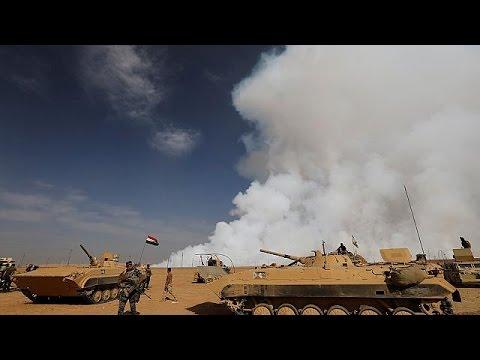Ιράκ: Αντιπερισπασμός των τζιχαντιστών στο Κιρκούκ – Συνεχίζεται η προέλαση στη Μοσούλη