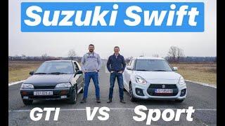 Koji je brži? ⚔ Swift GTI vs novi Swift Sport - provjerili Juraj Šebalj i Miroslav Zrnčević