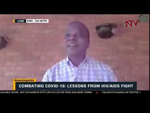 KICKSTARTER: COVID-19 - Lessons from HIV/AIDS fight