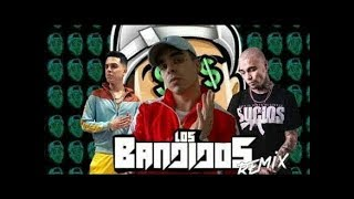 Mc Davo Ft Darkiel Gera MX   LOS BANDIDOS REMIX (AUDIO VIDEO LYRIC) Letra