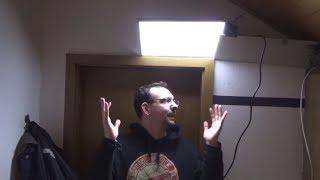 BitBastelei #269 - Vom Schrott-Monitor zur Lampe