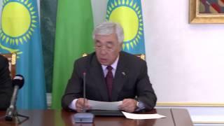 Глава МИД РК Е.Идрисов встретился с Министром иностранных дел Туркменистана Р.Мередовым