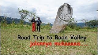 preview picture of video 'Road Trip To Bada Valley | Bagaimana Kondisi Jalan Trans Sulawesi Menuju Lembah Bada?'