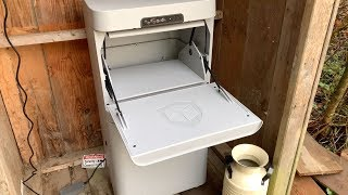 Danby Parcel Guard Smart Mailbox blogger Review
