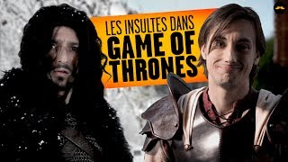 Parodie de Game of thrones