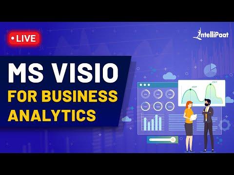 Microsoft Visio Tutorial | Business Analytics Tutorial | Unified ...