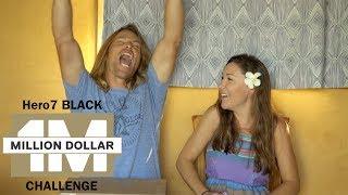 GoPro Million Dollar Challenge! I WON!