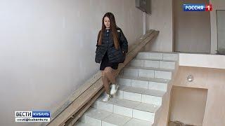 В Горячем Ключе люди вынуждены жить в недостроенном доме
