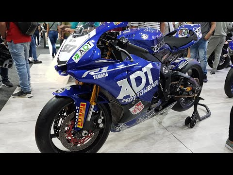 Yamaha YZF R1 Race Bike/Specs/Walk Around