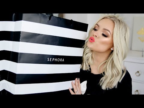 SEPHORA VIB SALE HAUL - What's New At Sephora?!
