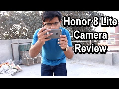 Huawei Honor 8 Lite (P8 Lite 2017) Camera Review