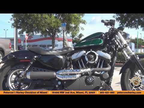 Used 2012 Harley Davidson XL1200X Forty Eight Sportster For Sale Sunrise Florida