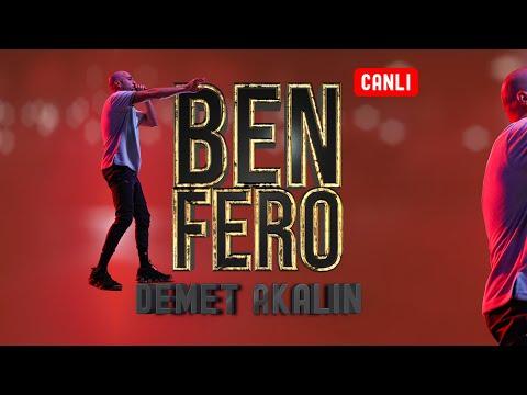 Ben Fero - Demet Akalın (Live Performance) 2020