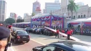 Hari Ulang Tahun (HUT) Angkatan Tentera Malaysia Ke-80 2013