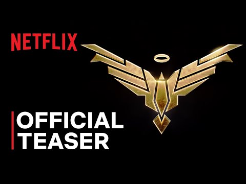 Jupiter's Legacy (Date Announcement Teaser)