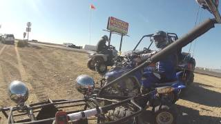 Buggy at Glamis Part 1 of 4