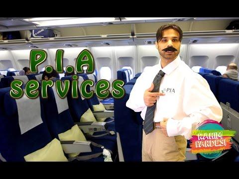 PIA services | Rahim Pardesi