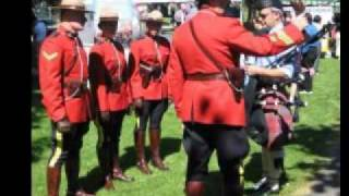 A Tribute To The RCMP