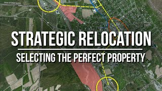 Strategic Relocation - Selecting the Perfect Property