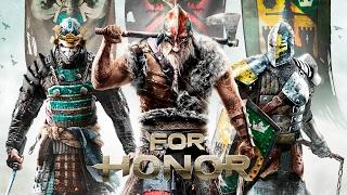 FOR HONOR  Pelicula Completa Español HD 1080p  La Guerra Infinita  Samurais Vikingos Y Caballeros