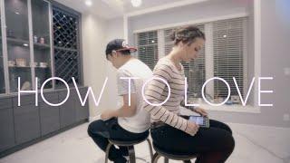 HOW TO LOVE - Cash Cash Ft. Sofia Reyes - TSP IPad Music Cover (ft. Nikita Afonso & Randy C)