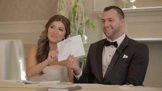 Toronto Jewish Wedding Video Paul & Alla