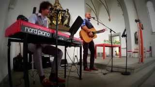 Fields of Gold / Soundcheck @ Church (Sting Cover Live)