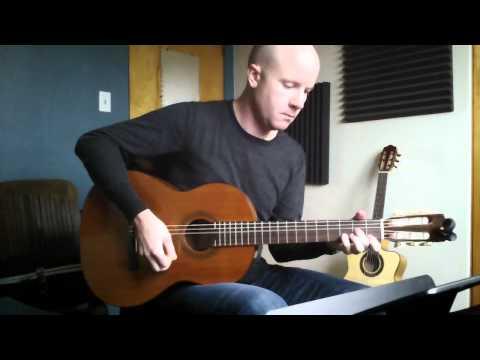 DJANGO UNCHAINED: Django Theme (instrumental for Spanish Guitar)