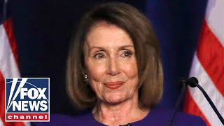 Nancy Pelosi speaks after Democrats take control of House