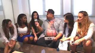 Fifth Harmony Worth It Interview