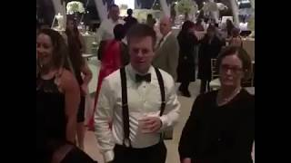 How A White Family Reacts To A Black Family Wedding Reception