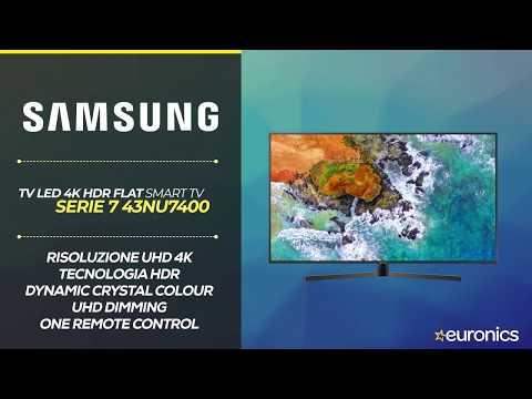 SAMSUNGUE43NU7400UXZT