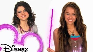 Descargar MP3 Watch Selena Gomez, Miley Cyrus and More Disney Stars Make Their First Wand Intros!