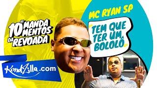 """10 Mandamentos da Revoada com MC Ryan SP – """"1º Mandamento é ter Mulheres Solteiras"""""""