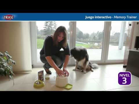 Juego de inteligencia para perros Trixie Dog Activity Memory Trainer