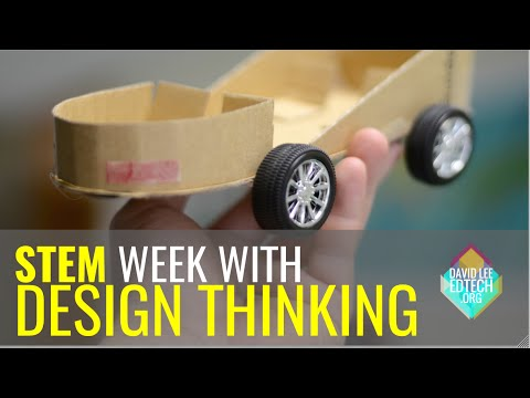 STEM Education Week with Design Thinking
